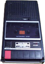 [Cassette Recorder]