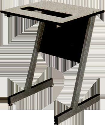 [Universal Printer Stand]