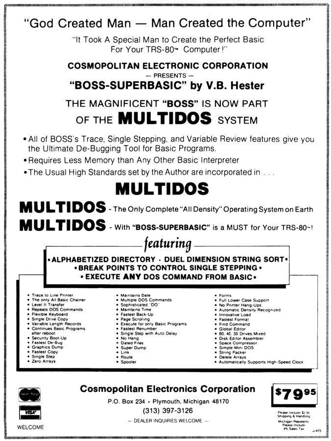 [MultiDOS 1.0 Ad]