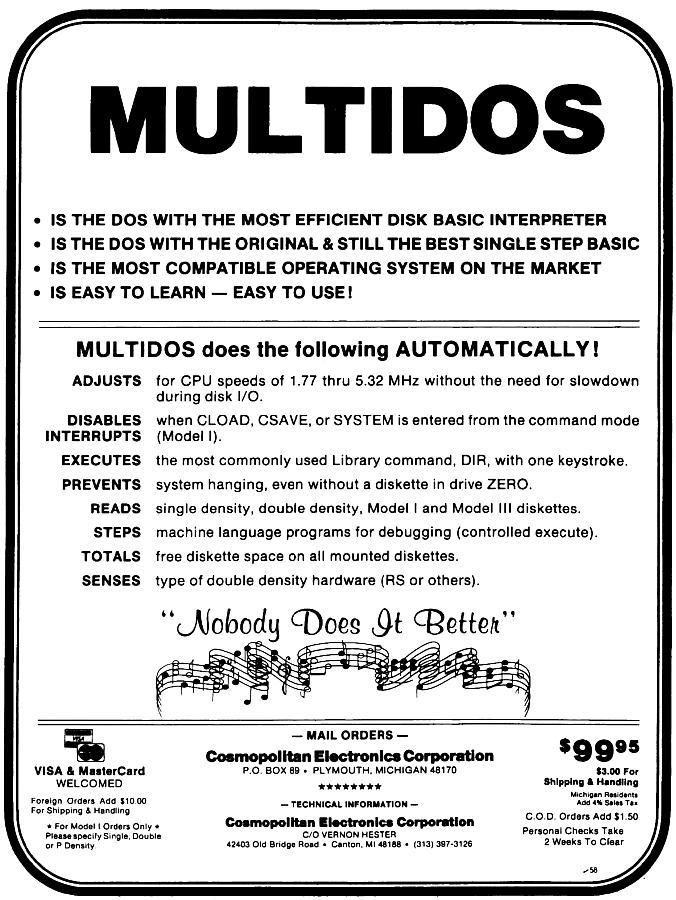 [MultiDOS Ad]