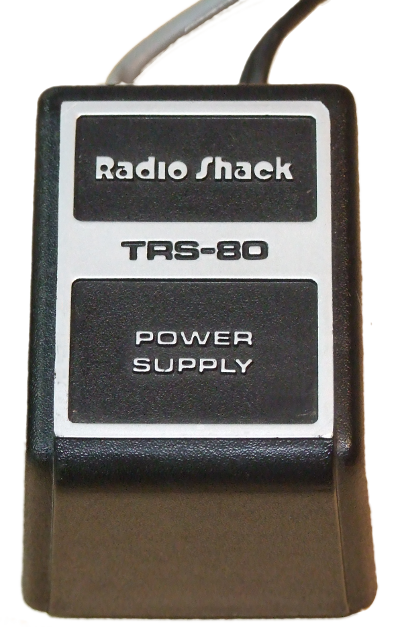 Model I Power Supply | Ira Goldklang\'s TRS-80 Revived Site